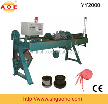 Full Automatic Shoelace Tipping Machine for tipping shoelace end