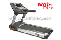 Popular Fashion Commercial use Treadmill/China Shanghai WNQ TV Treadmill/Cardio Gym fitness(F1-8800B)