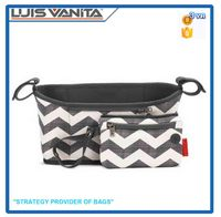 2016 Pretty Design Popular Chevron Diaper Bag