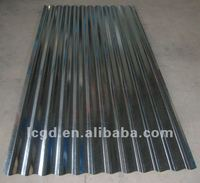 Ondule steel tole /galvanized Corrugated steel shingles sheet