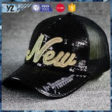 Factory sale custom design plain blue baseball caps reasonable price