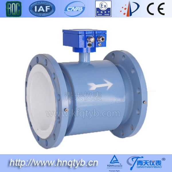 High quality water pump magnetic flow sensor