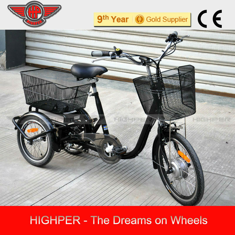 Electric three wheeler tricycle(EL08)