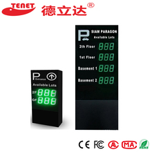 Parking Signs Outdoor LED display panel Price