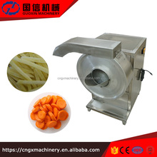 Commercial ginger slice cutter/potato chips cutting machine/vagetable slice cutting machine