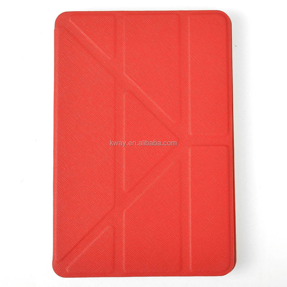 Smart Case 5 Shapes Transformer Folding Cross With Automatic Sleep & Wake-Up Function Cover For iPad mini 1 2 3