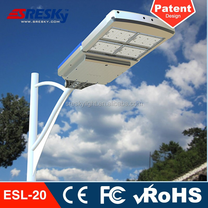 China Energy-Saving 20 Watt Solar Power Led Street Light Ce/Rohs