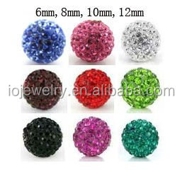 wholesale shamballa crystal beads