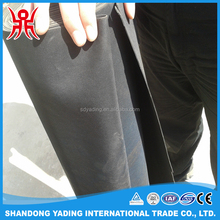 EPDM rubber roof in rolls for heat insulation
