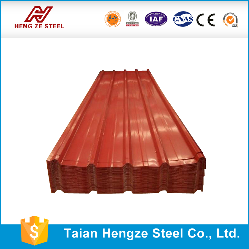 Corrugated aluminum roof panels / galvalume corrugated sheet / color coated corrugated panels for roofing