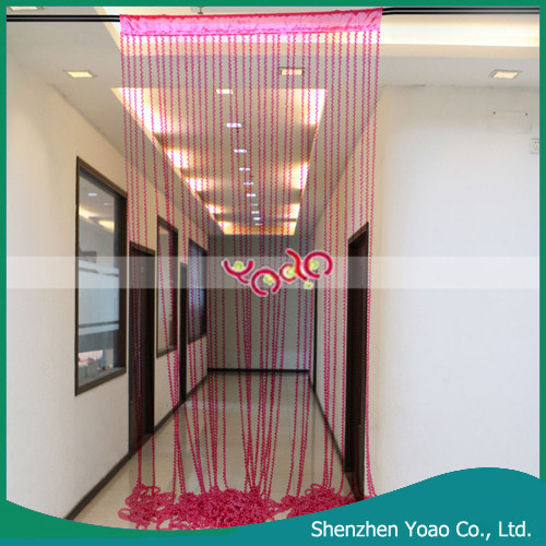 Quality Lined Curtain , String Fringe Curtains , Fashion Window Curtain