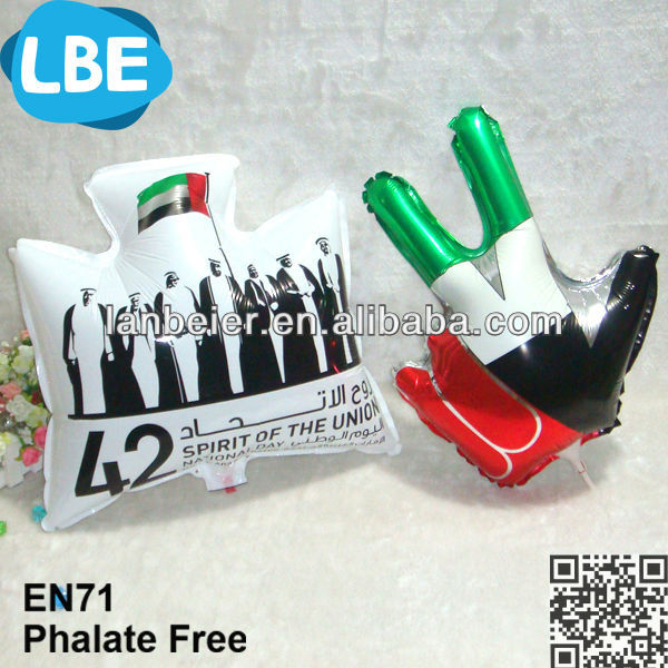 Foil balloon uae national day gifts