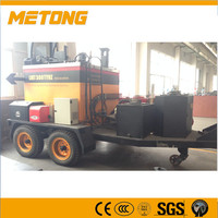 Road maintenance truck,Hot recycling road maintenance truck.Pothole patcher trailer