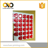 Self adhesive plastic pvc sticker wall/ 3d sticker paper for wall decor
