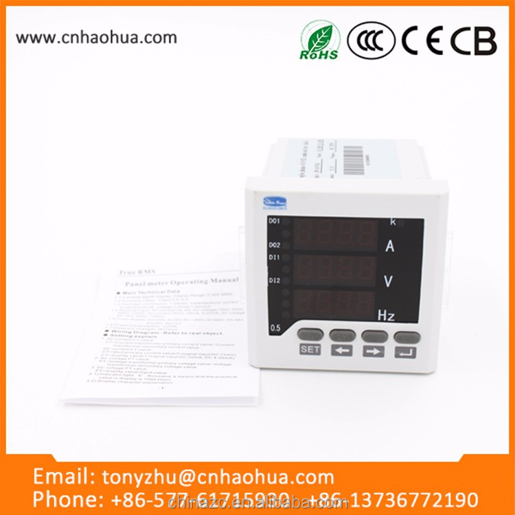 High accuracy inductance capacitance meter digital multimeter 72 series