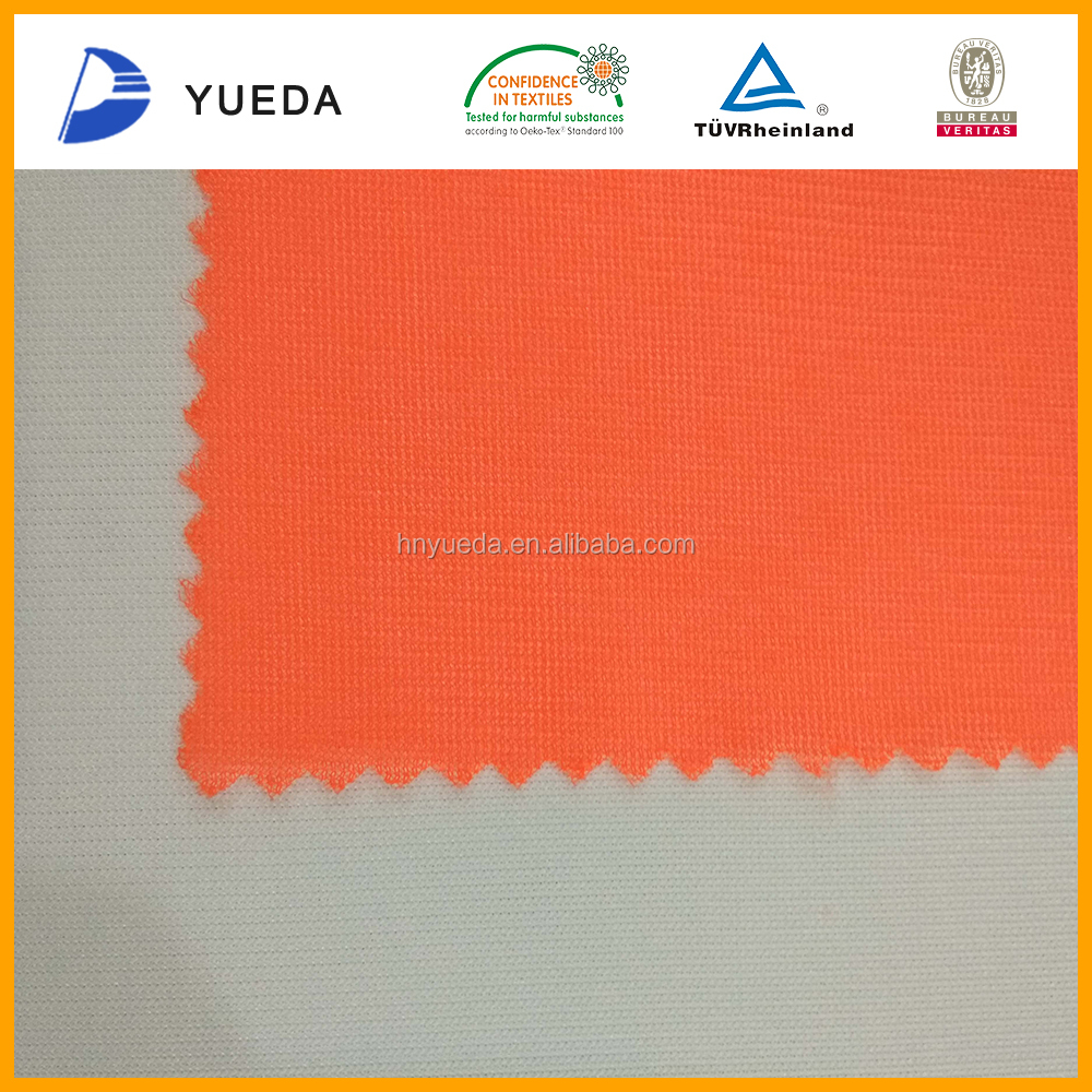 Wholesale Binding Fabric / Polyester Fabric / Warp Knitted Fabric For Safety vest