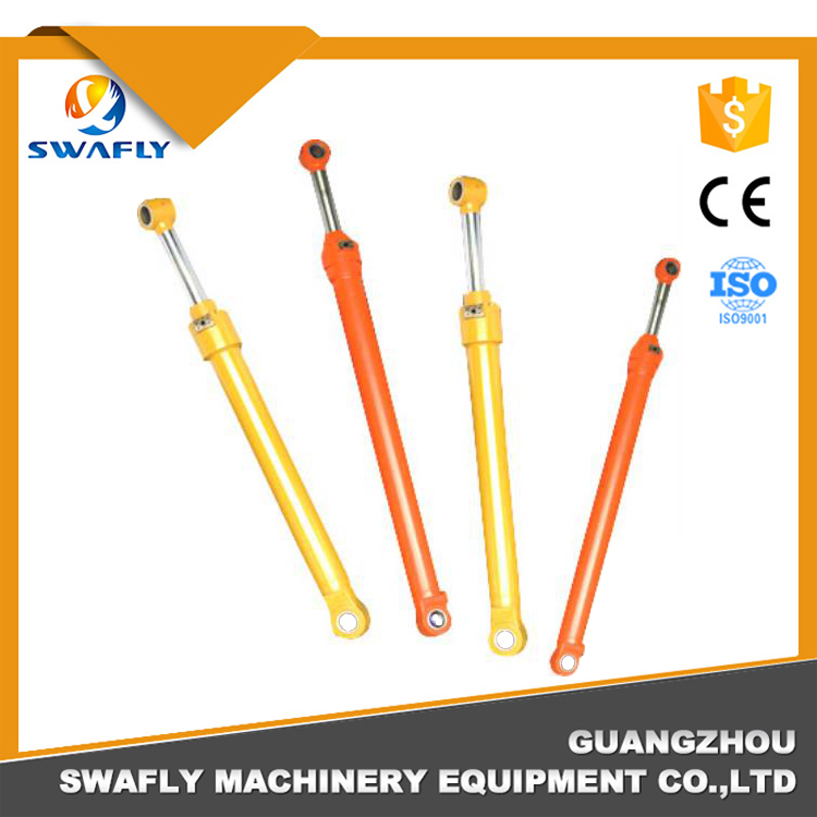 Factory Price SK120-5 Hydraulic Bucket Cylinder, Excavator Arm Cylinder Assy for Kobelco Excavator