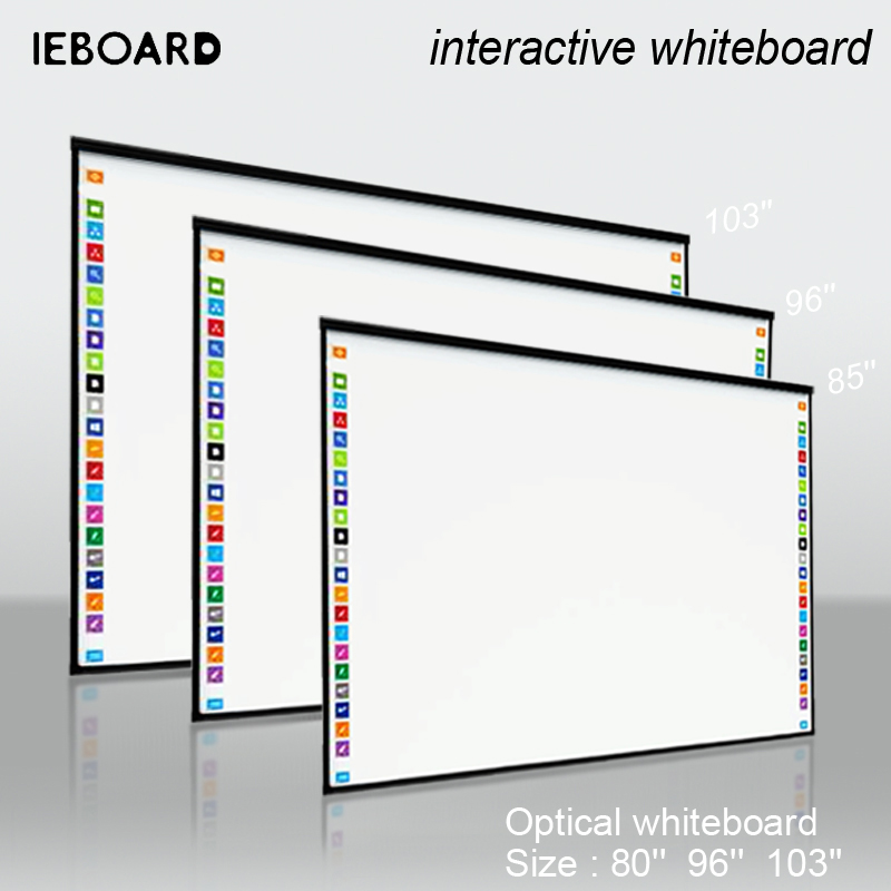 103 inch interactive whiteboard with whiteboard software, active board