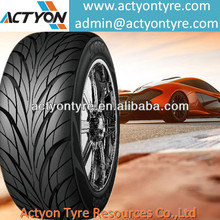 high performance sport car tire