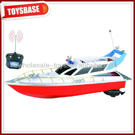 Radio control scale boats