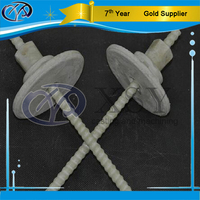 Low Weight All Thread Rebar Bolt With Nut And Tray