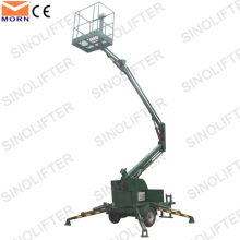 8m height mobile hydraulic beam lifter
