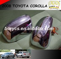 Wenzhou Chromed Mirror Cover for 2008 Toyota Corolla High Quality New Design