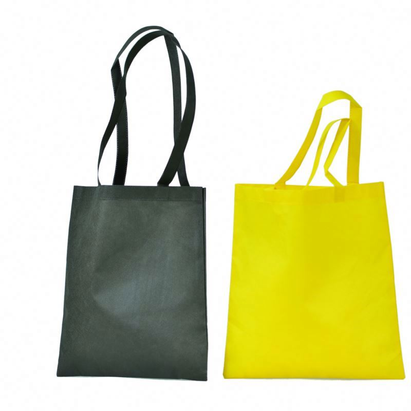 top quality non-woven promotional fashion shopping tote bag