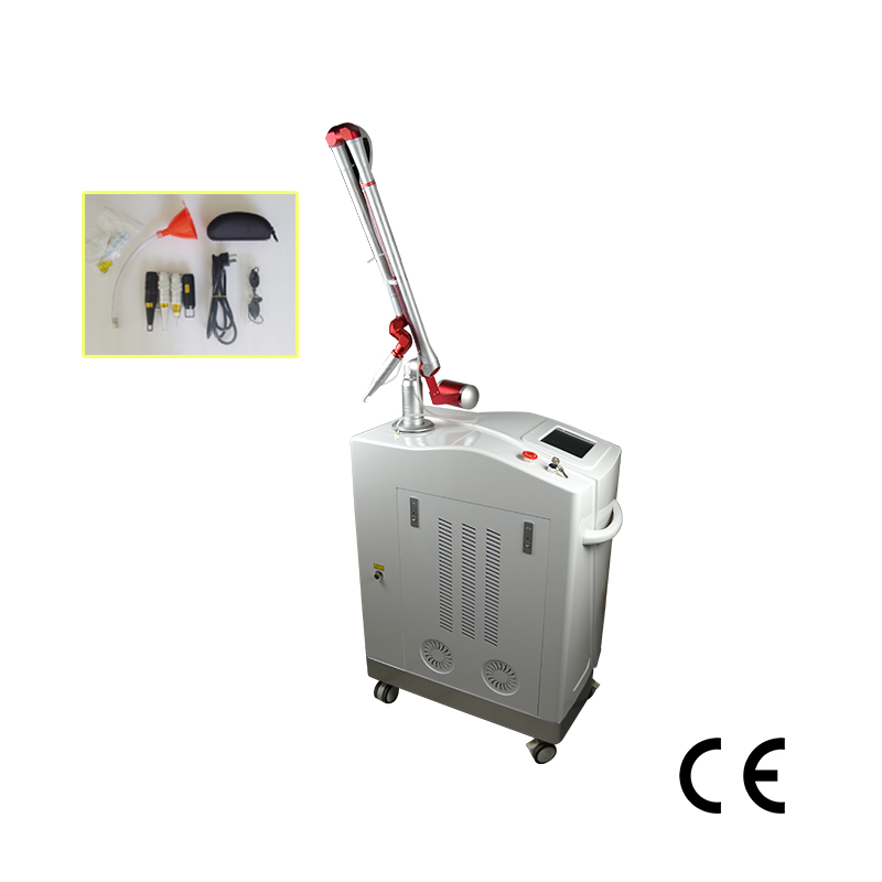 Kes cheap q switched nd yag laser with generator made in germany for pigment tattoo removal