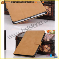 Vintage Leather Case Cover For iPad mini Retro Tablet Flip Protective Case for 9 inch teble PC
