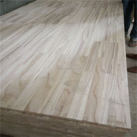 1220*2440mm or as requested product Pine wood finger joint board/Paulownia finger joint panel