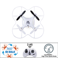 2016 Drone Toys New 2.4G Remote Flying Toy Plane with 3 Speed Mode