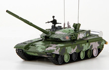 1 72 High quality 99A metal military tank model