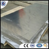 Plastic Film Coated Hot Selling 10mm Aluminium Sheet