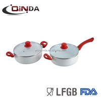 Aluminum aluminium cooking pot