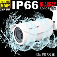 LS VISION CCTV Camera Factory Cheap H.265 Super Low Lux 1080P Starlight IP Camera