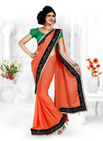 BHAGALPURI NEW CONCEPT SAREE INDIAN DESIGNER SAREE COTTON SILK SAREE ....R4084