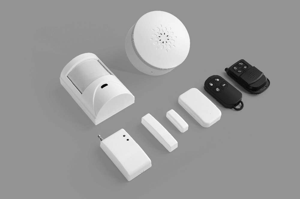 Karassn Smart WIFI Alarm System with APP (KS-W1)