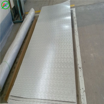 1100 H14 Orange Peel Aluminum Sheet For Machine