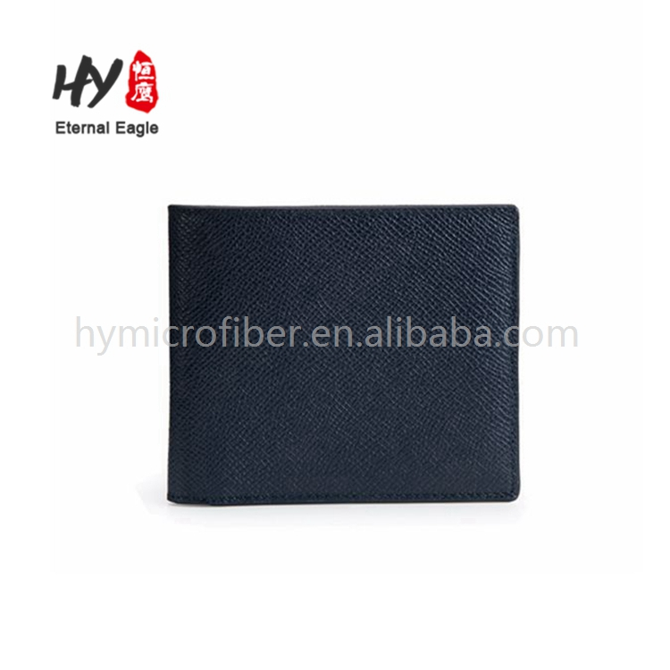 High class beautiful credit card genuine leather wallet