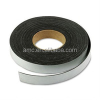 rubber magnet sheets with adhesive back