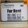 Corflute Advertising Sign Board,Coroplast Sign