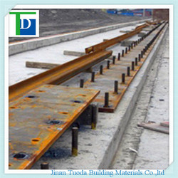 factory outlets baseplate bolting cementitious railway plaster/mastic sealant best price