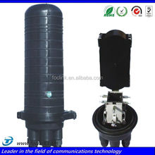 FOSC Series 3 way part Horizontal open Fiber Optic cable joint Closure