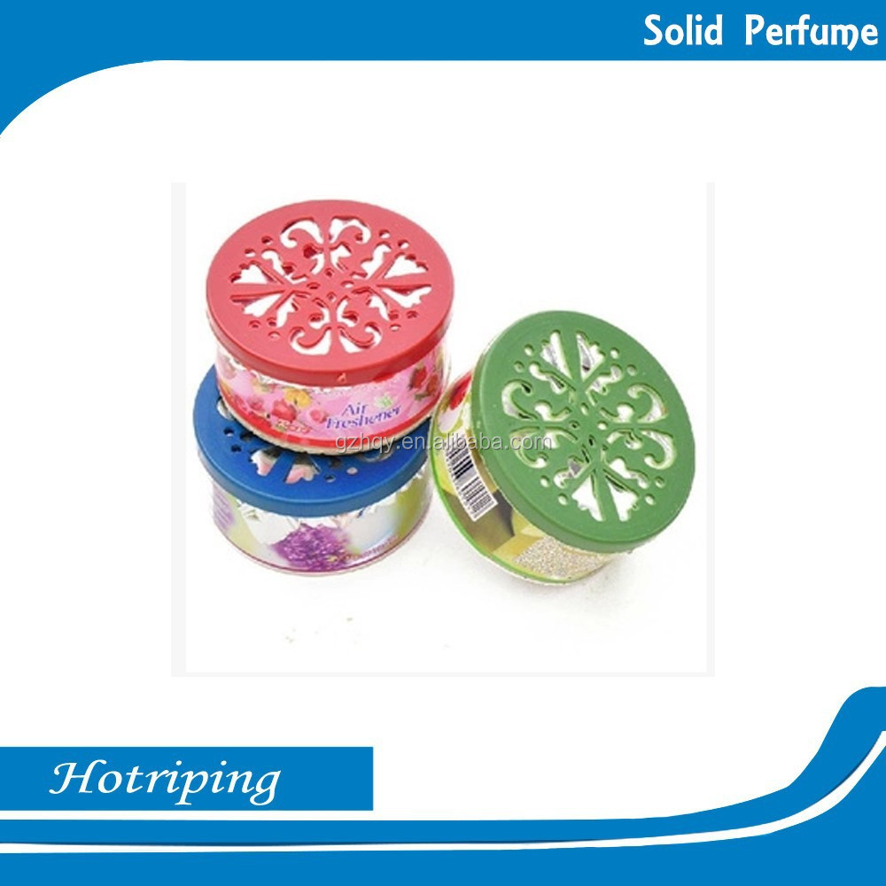 New Arrival Solid Gel Perfume/ Cheap Wholesale Perfumes