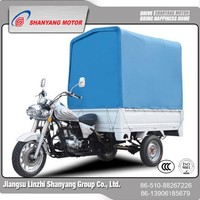 2017 China new popular 150cc tricycle with carriage 3 wheel rickshaw motorcycle tuk tuk cargo scooter motor