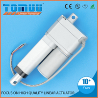 TOMUU customization supported 12v 24v dc linear actuator for sex machine