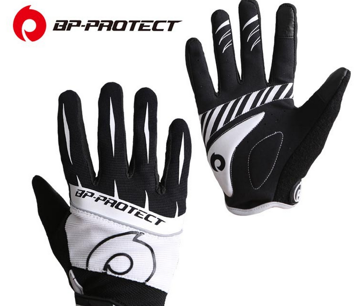 OEM factory full finger climbing gloves bicycle cycling gloves
