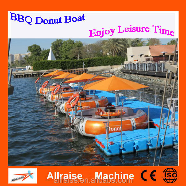Entertainment New Style BBQ Donut Boating