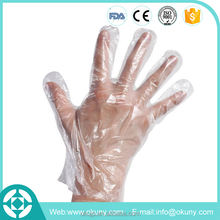 High Quality Cheap Nitrile Vinyl Pe Disposable Dog Poop Glove